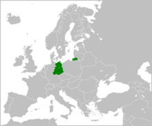 Location of East Germany (This is the Dream)