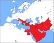 Alexander's Empire 311 BC Graecia