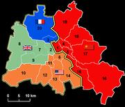 Allied-Soviet-Occupied Berlin