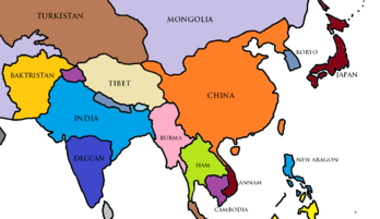 East Asia (Fidem Pacis)