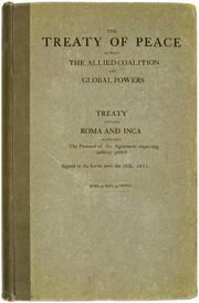 Treaty of the Kor'na Yasse