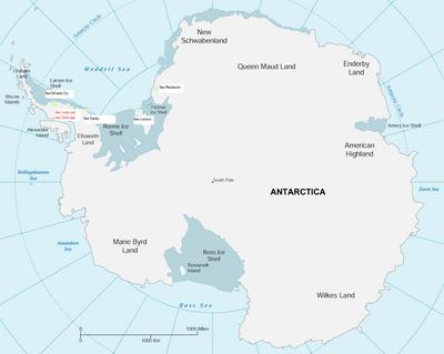 Antarctica Cities