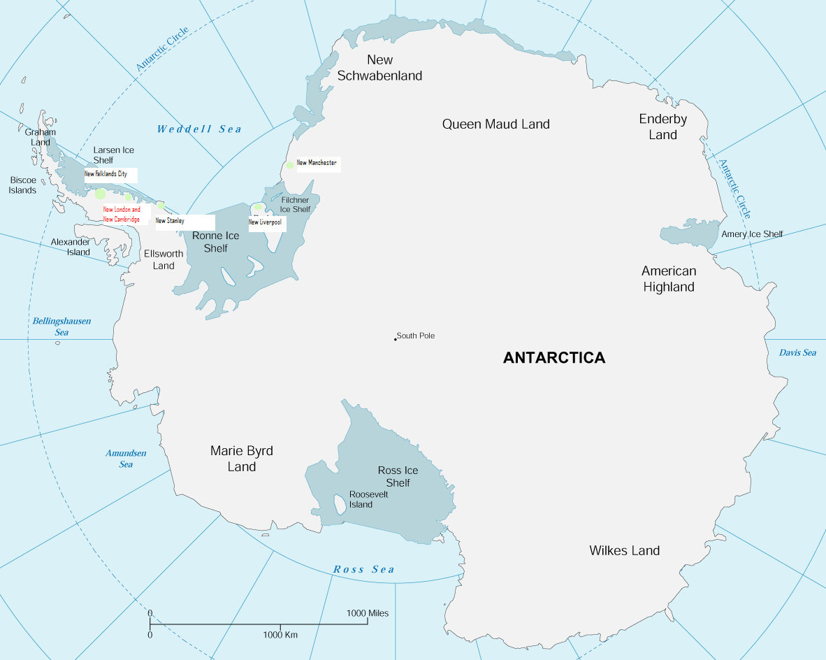 Image Antarctica Citiespng Alternative History FANDOM - Antarctica cities map