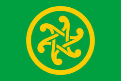Flag BerthelierInterceltic