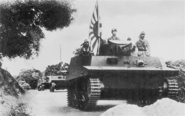 File:Japanese armored convoy.jpg