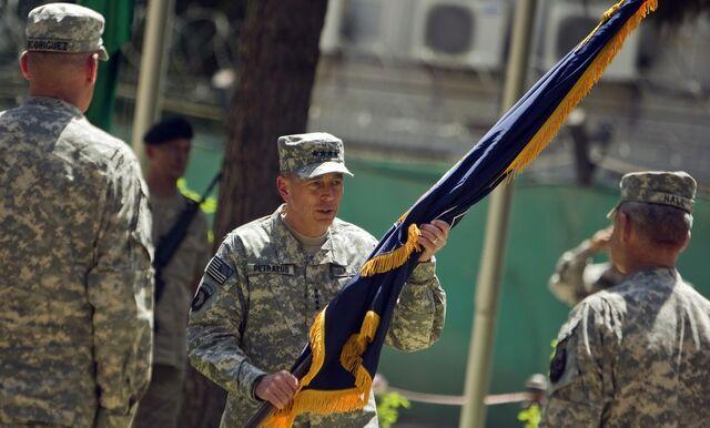 File:Gen. Petraeus change-of-command ceremony Afghanistan 2010.jpg
