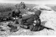German soldiers in France