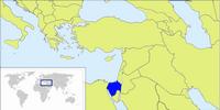 Palestine (Alternate Asia)