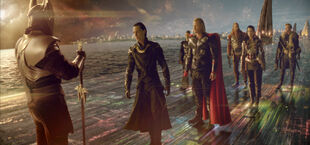 Movies thor warriors three