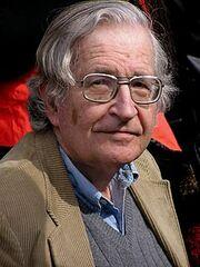 President Chomsky