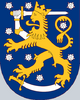 Coat of Arms of Finland (6-2-5 Upheaval)