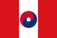 Flag of Namyangju (SM 3rd Power)