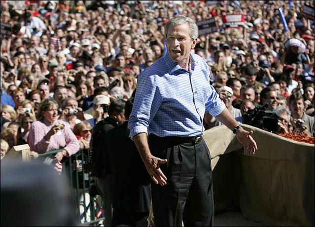 File:President McCain Bush rally in Ohio 2008.PNG