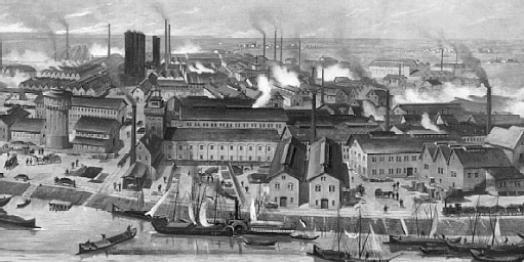 File:BASF Werk Ludwigshafen 1881.jpg