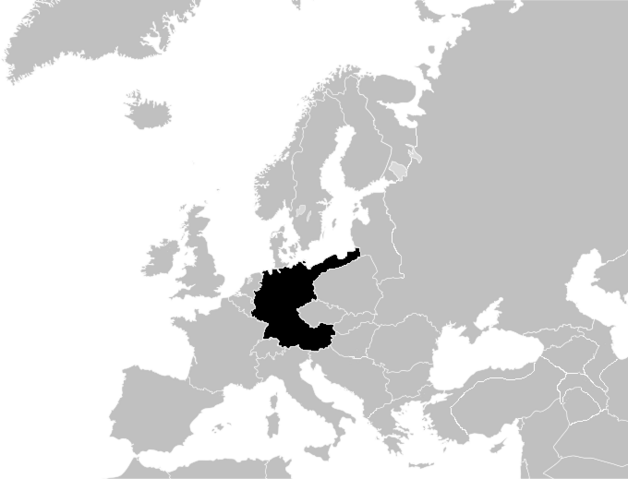 File:Blank Map of Europe Germany.png