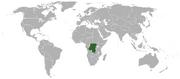CV German Congo (1945-1991)