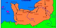 Franco-English War (Byzantine Glory)