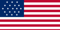 Flag of the United States of America (Divergence Factor -0.229)