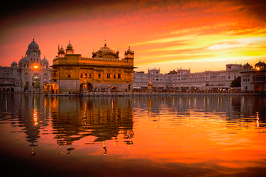 Darbar Sahib (Golden Temple)