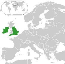 England (Pax Columbia)