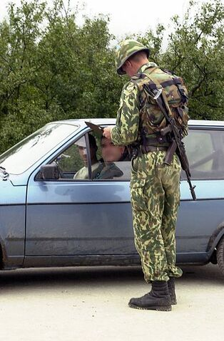 File:393px-Russian soldier 2001.jpg