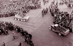 Riga 1940 Soviet Army