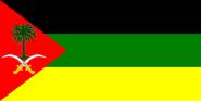 Avar Flag of Dhahran city state