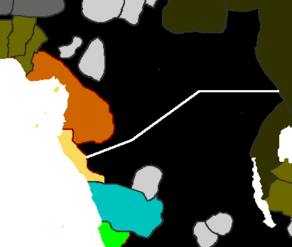 Proposed Congo Basin demarcation PMII