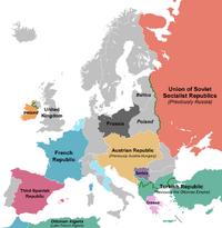 Republican Revolutions, Europe (No Napoleon)