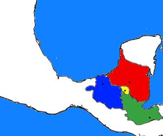Small maya states