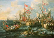 300px-Castro Battle of Actium