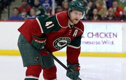 Patrick Thoresen Minnesota Wild (Munich Goes Sour)