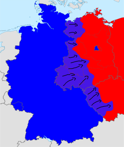 File:German revolution of 1970's map.png