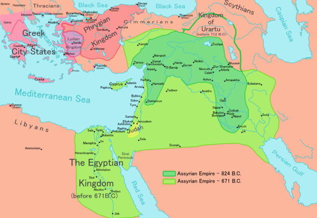 File:Map of Assyria.png