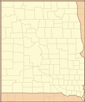 Dakota county map (Alternity)