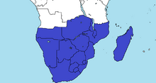 New New Rhodesian map
