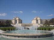 FW Palais de Chaillot