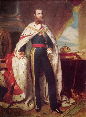 File:X-Large Portrait of Maximiliano.jpg