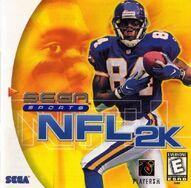 NFL 2K cover