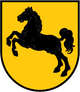 First coat of arms of Old Saxony