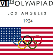 Olympics LA 1924