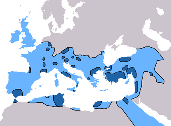 Spread of Catholicism