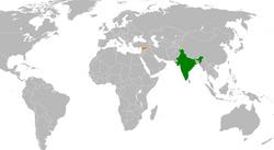 India North Syria