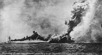 HMS Queen Mary Jutland