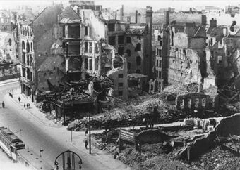 Germany after WWII Berlin