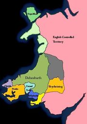 Wales September 1718