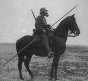 German Cavalry