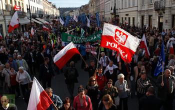 Polish Freedom Rally
