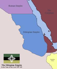 Ethiopia PMIII 1907