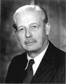 Harold Macmillan number 10 official